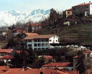 Collegio convitto Marino Castellamonte panorama